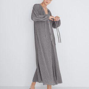 Zara DRESS WITH METALLIC THREAD-3859/107